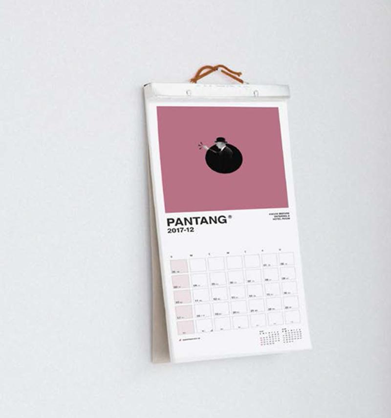 Pantang Calendar